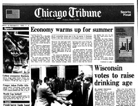 Chicago Tribune Reporting